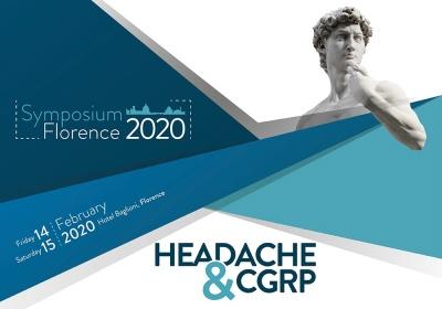 Symposium Florence 2020 - Headache & CGRP