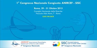 1° Congresso Nazionale Congiunto ANIRCEF - SISC