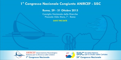 1st National Joint Congress ANIRCEF - SISC