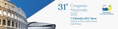 31° Congresso Nazionale SISC