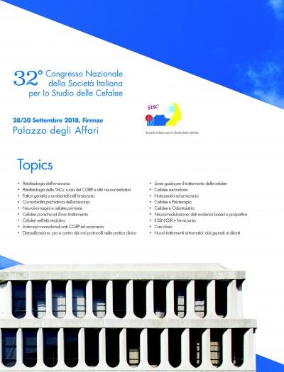 32° Congresso Nazionale SISC