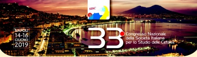 33° National Congress of the Italian Headache Society - A New Era in Headache Therapy