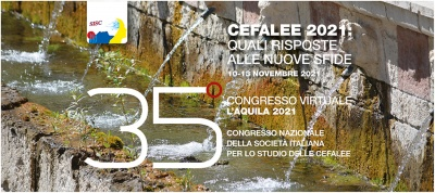 35° Congresso Nazionale SISC - Cefalee 2021: Quali risposte alle nuove sfide