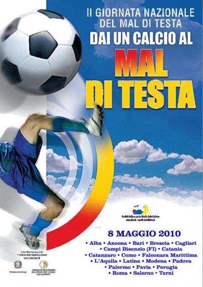 II Giornata Nazionale del Mal di Testa 2010