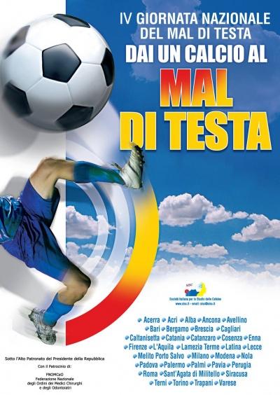IV Giornata Nazionale del Mal di Testa 2012