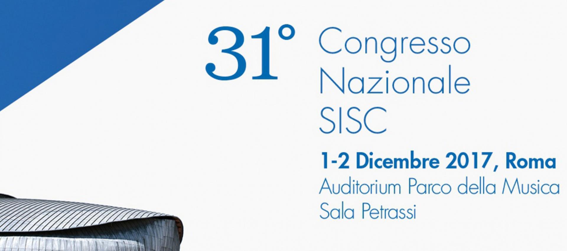 31° National SISC Congress